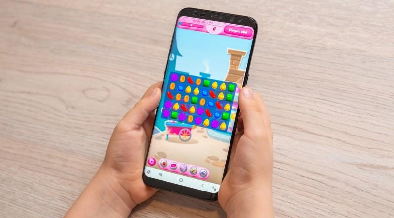Το Candy Crush Saga έχει εκατοντάδες εκατομμύρια παίκτες.