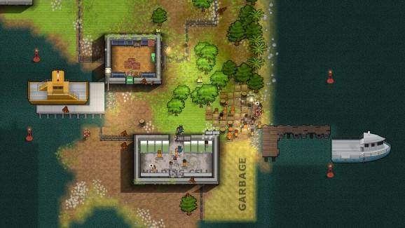 Prison Architect: Island Bound.