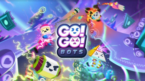 Go Go Bots comes from the maker of Monument Valley.