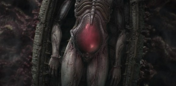 Scorn is a horror game from Ebb Software.