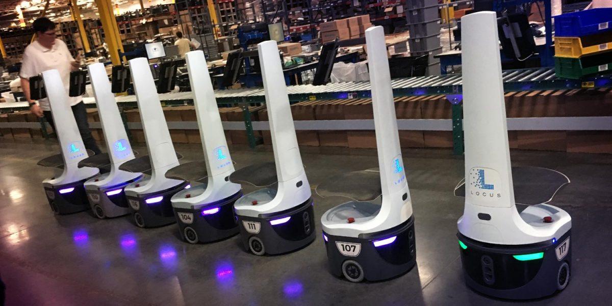 Photo of Locus Robotics raises $ 40 million to spread its warehouse robots around the world