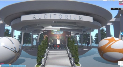 Why to choose 3D for your next virtual event 5
