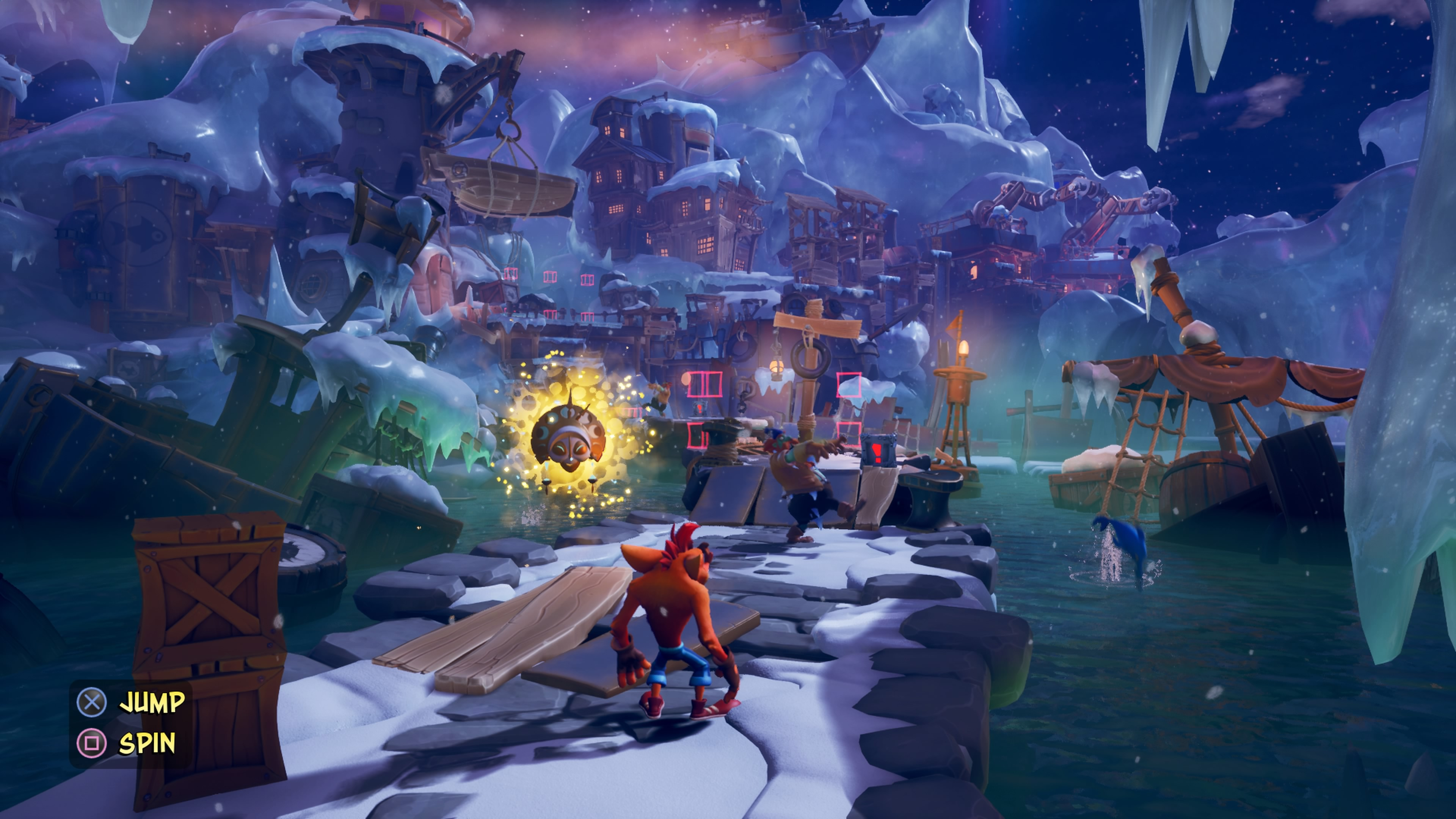 Crash Bandicoot 4: It's About Time hands-on -- Time to get excited |  VentureBeat