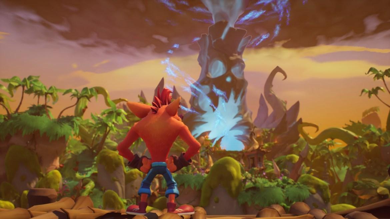Crash Bandicoot 4: It's About Time review -- Crash back | VentureBeat