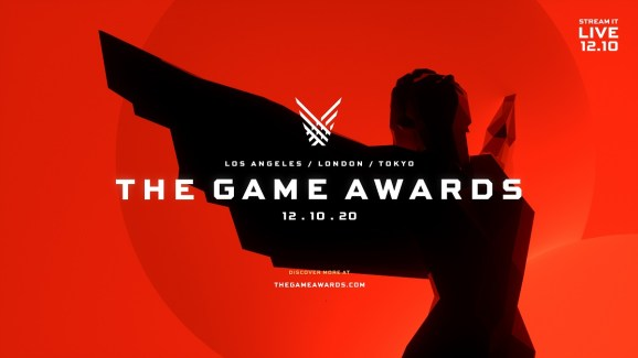 The Game Awards will be held online on December 10.