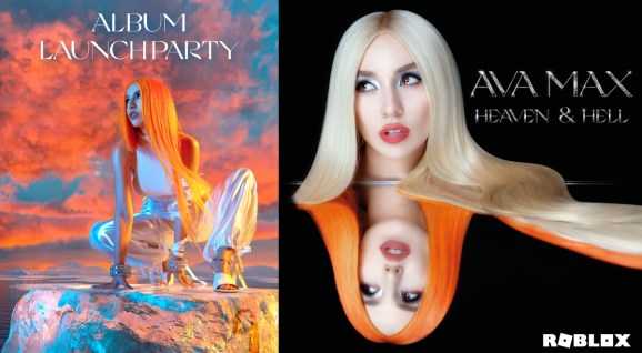 Ava Max is my favorite pop star. (OK, I just heard about her).