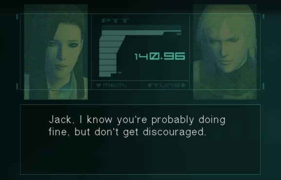 Metal Gear Solid 2: Substance.