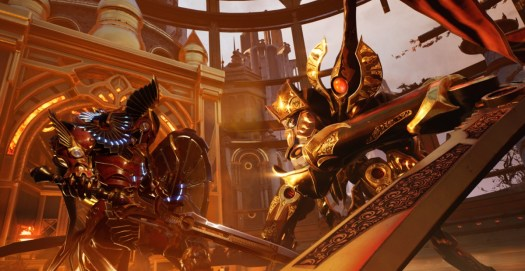 How Counterplay Games approached Godfall for PS5 and PC 7