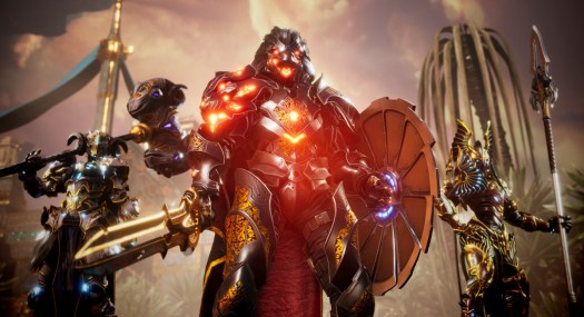 How Counterplay Games approached Godfall for PS5 and PC 4