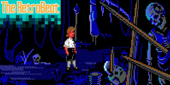 You may be a big Monkey Island fan, but you won't recognize this room.