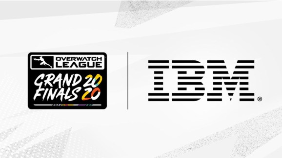 IBM will manage tech for the Overwatch League.