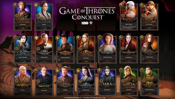 Game of Thrones: Conquest is getting a Heroes update.