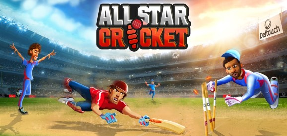 All Star Cricket is coming soon from All-Star Games.