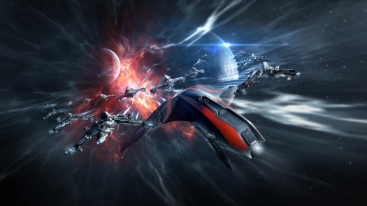 Hilmar Veigar Pétursson: Remembering 20 years of Eve Online 3