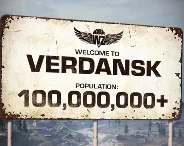 Verdansk, the home of Warzone, has been visited by 100 million players. Not so many have come out alive.