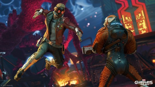 Guardians of the Galaxy: How to balance gameplay, humor, and a good story 3