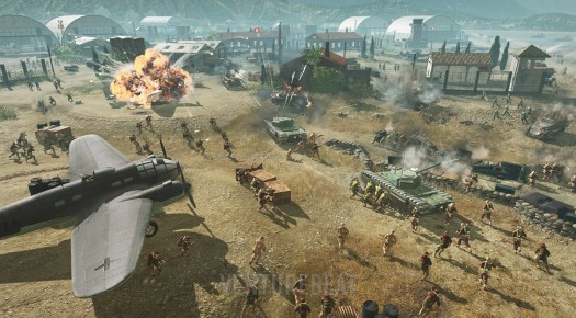 Company of Heroes 3 hands-on: Kicking the Germans out of Italy 6