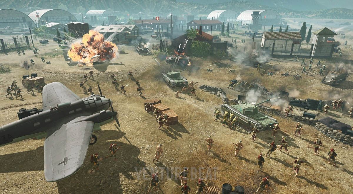 Company of Heroes 3 hands-on: Kicking the Germans out of Italy 5