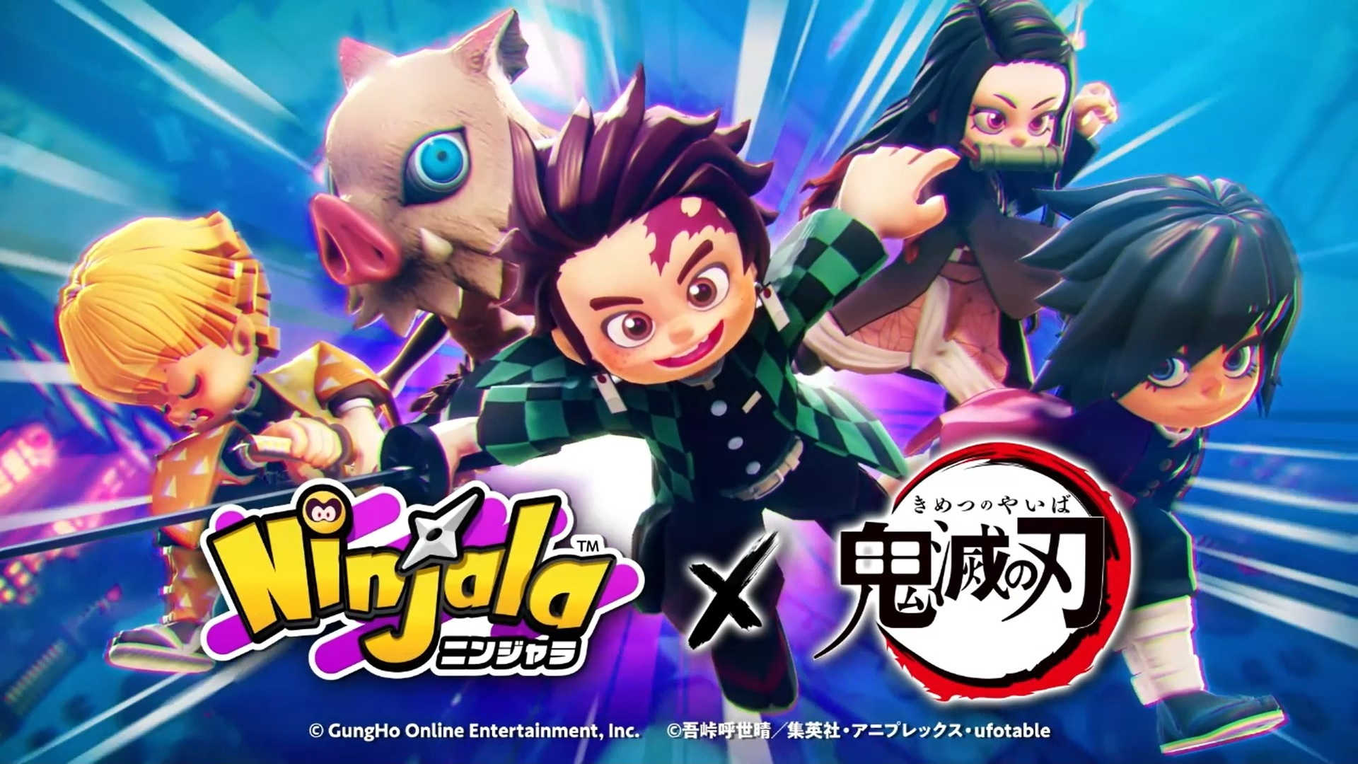 How GungHo launched its bubblegum fighting game Ninjala in the pandemic 8