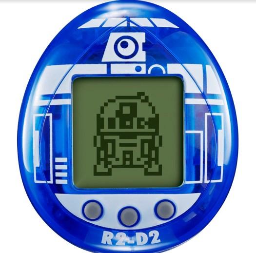Beep-Beep: Bandai Namco is launching a Star Wars R2-D2 Tamagotchi 3