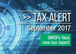 Tax alert: SMSFs face new reporting
