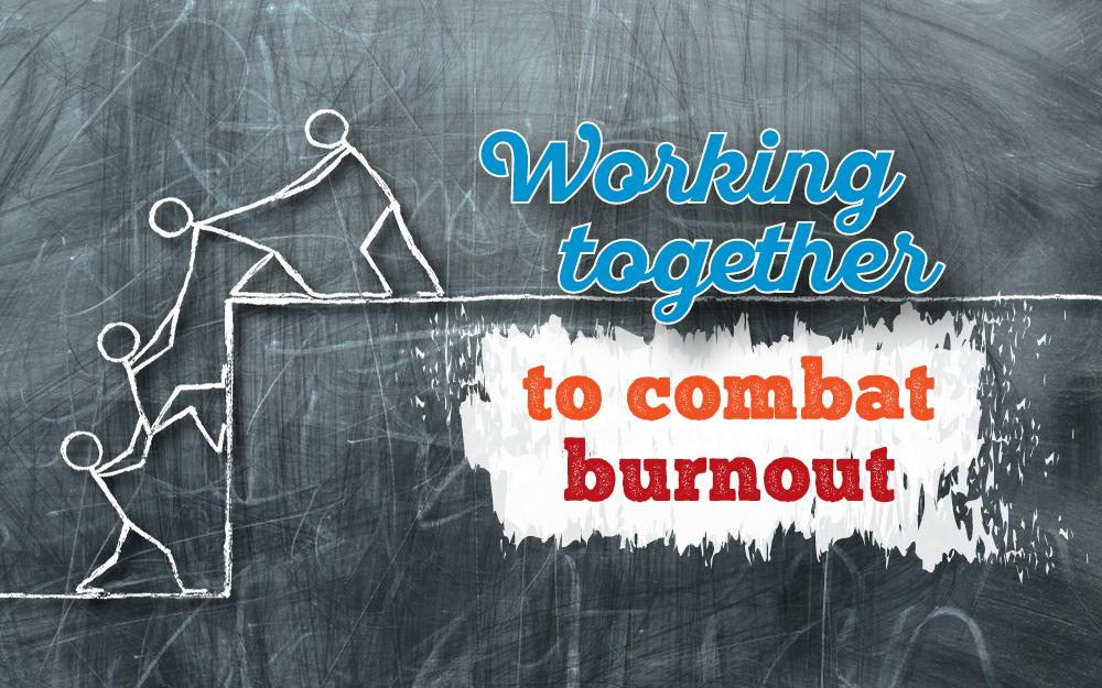 Combat burnout