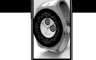 E-commerce of sustainable luxury watches