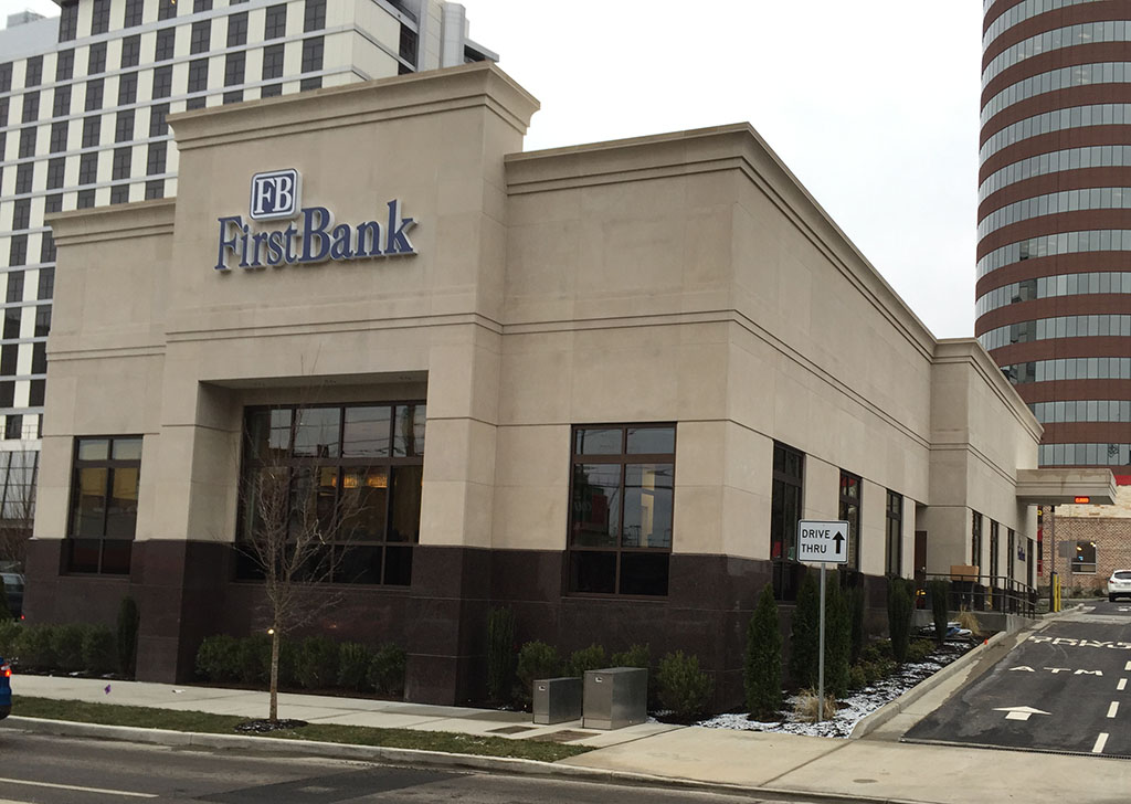 First Bank Nashville exterior
