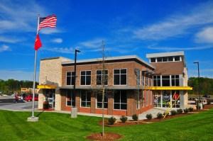 McDonald's Huntersville NC Exterior 2