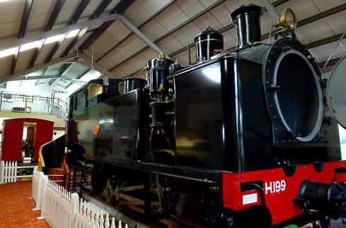 Fell Locomotive Museum