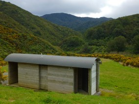 Rimutaka Cycle Trail - Summit toilets