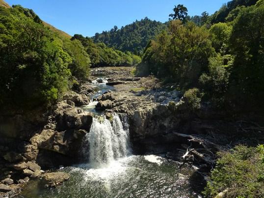 Motu Falls
