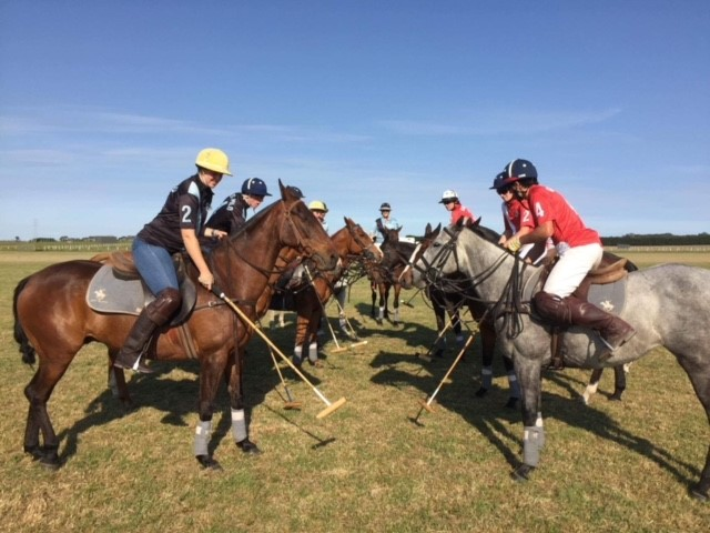 Geelong Grammar school polo program