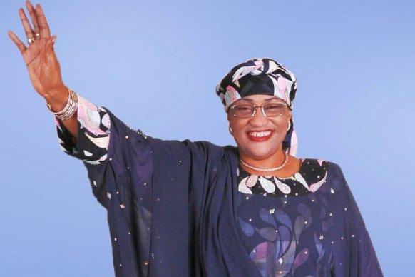 Aisha Jummai Al-Hassan - Minister of Women Affairs