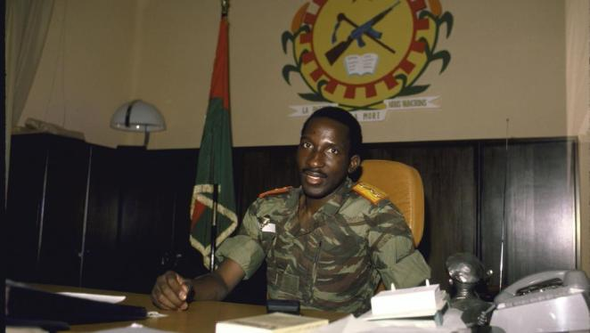 Thomas Sankara was President for only 4 years, but he was known all around the world for his ambitious policies
