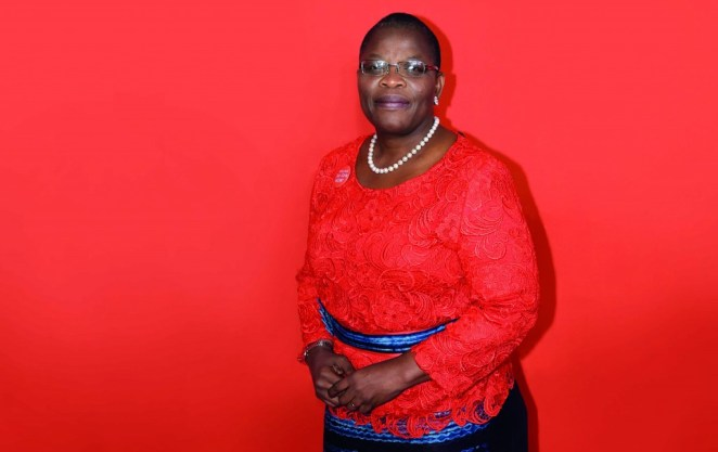 Honoree Obiageli Ezekwesili attends the Time 100 Gala celebrating the Time 100 issue of the Most Influential People at The World at Jazz at Lincoln Center on April 21, 2015 in New York. AFP PHOTO / TIMOTHY A. CLARY / AFP / TIMOTHY A. CLARY