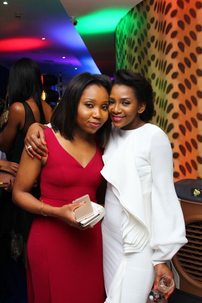 Chinny Onwugbenu and Genevieve