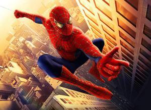 Spiderman: Working it