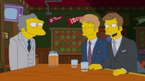Moe with Ken and Glen