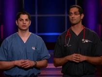 When doctors pitch (from Shark Tank)
