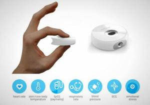Scanadu home diagnostics