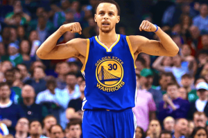 Steph Curry, NBA MVP