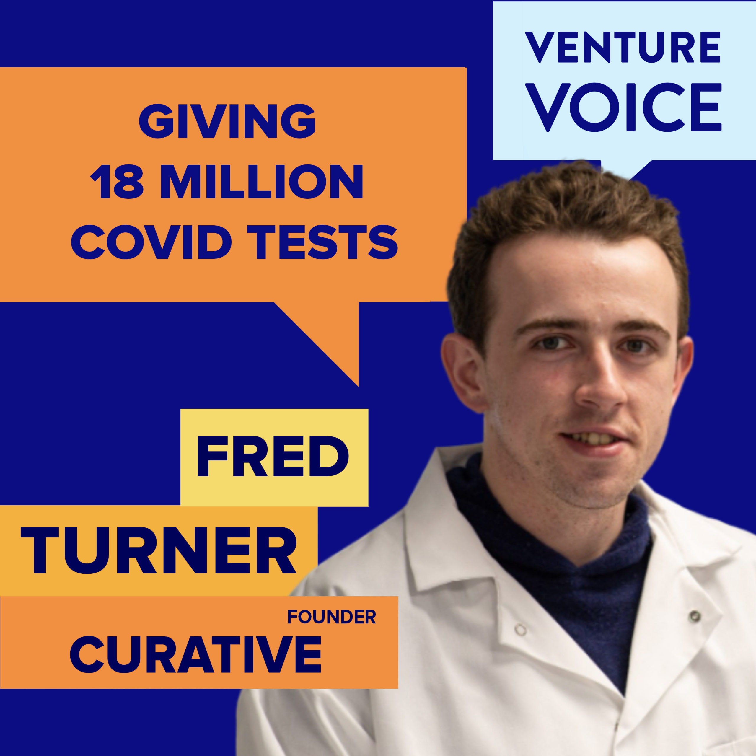 Fred Turner of Curative