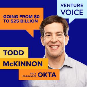 Todd McKinnon of Okta