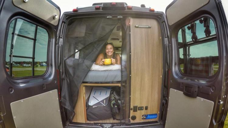 cape camping
