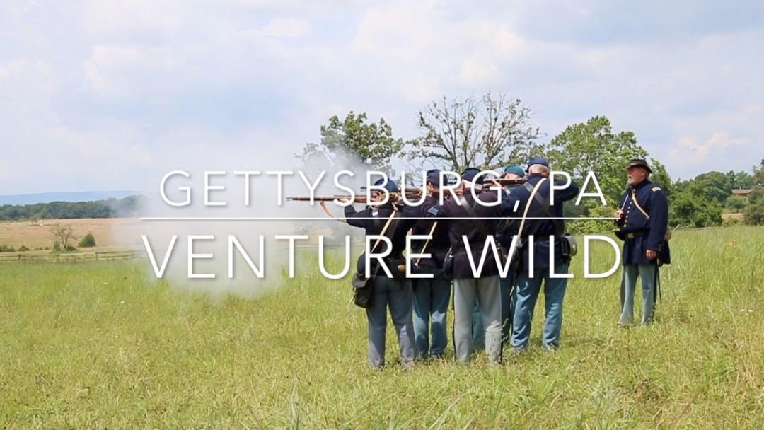 Gettysburg You Tube Cover