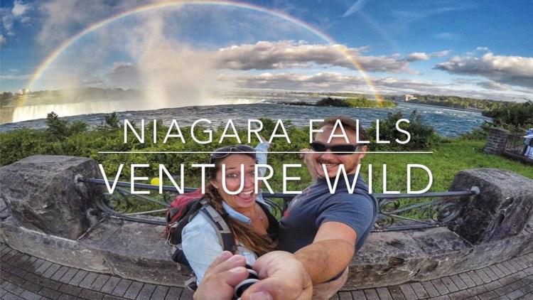 Niagara Falls Canada Vid Thumbnail