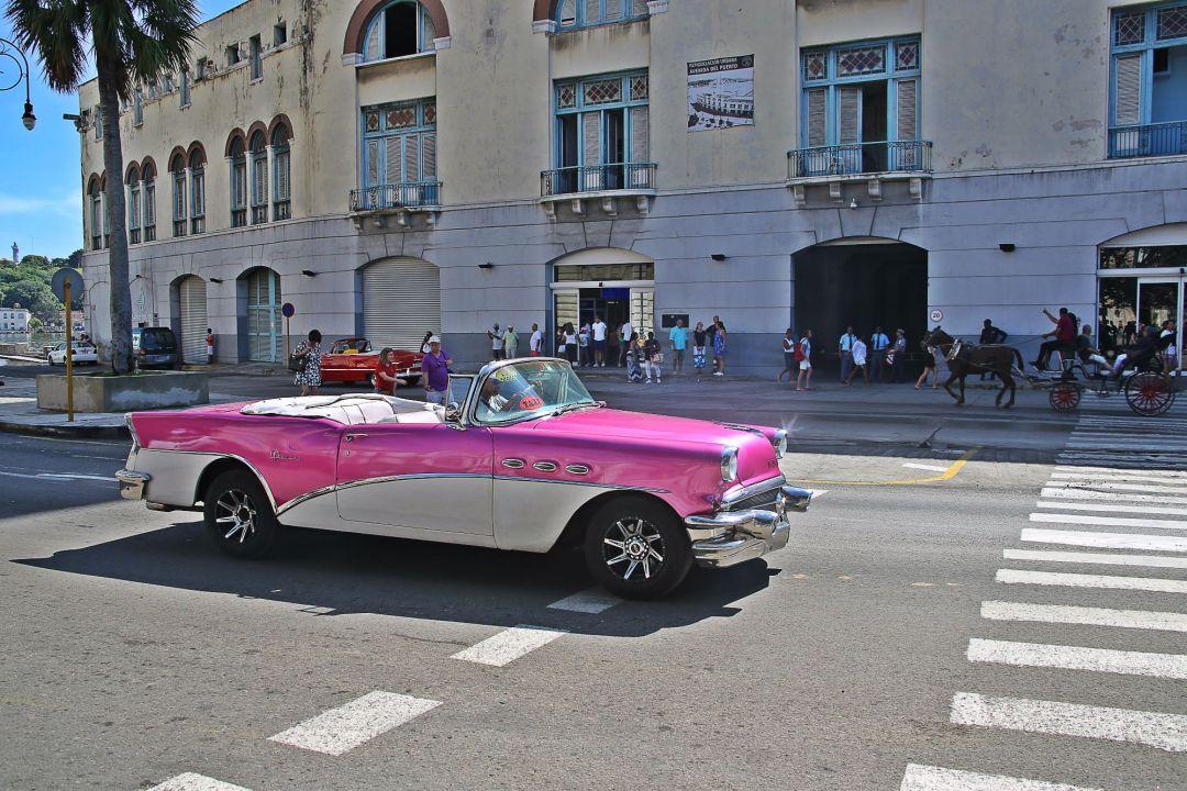 old havana cars