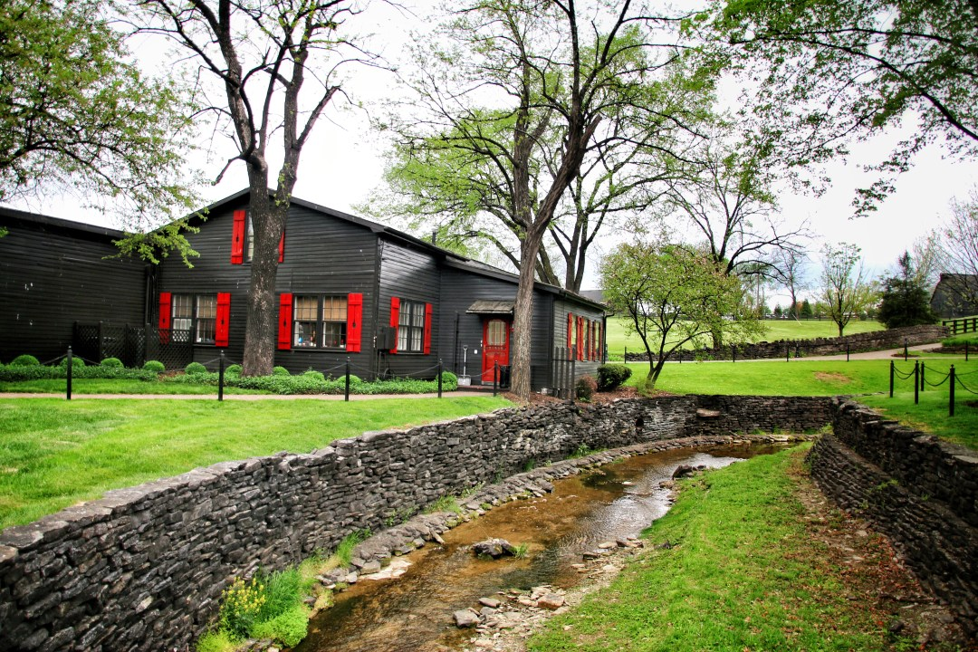 Maker's Mark Bourbon Distillery On The Kentucky Bourbon Trail