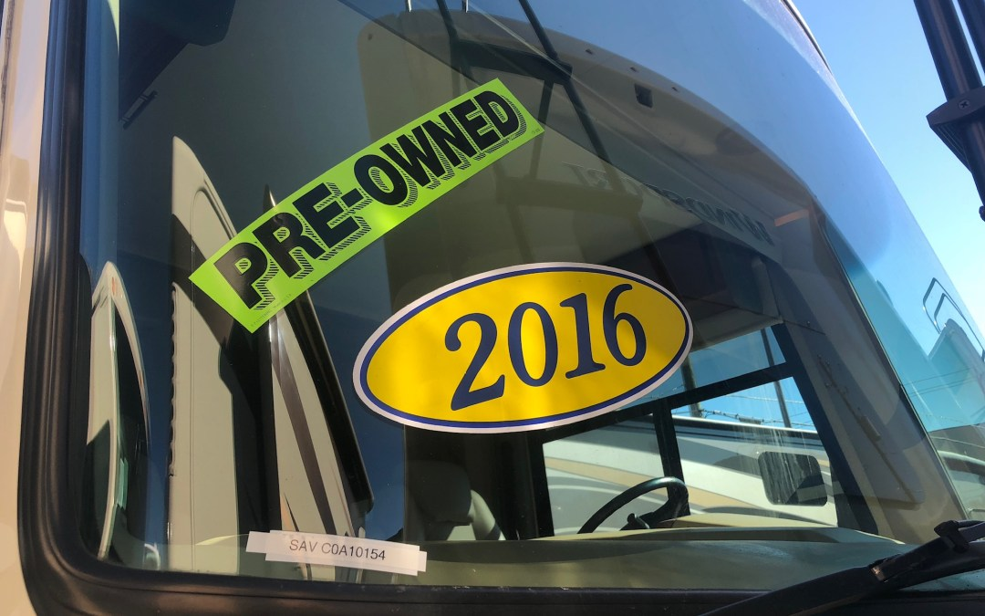 How To Pick Out The Perfect RV